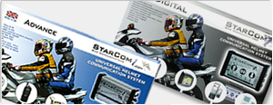 Starcom1 Digital and Advance systems for motorcycle communcation