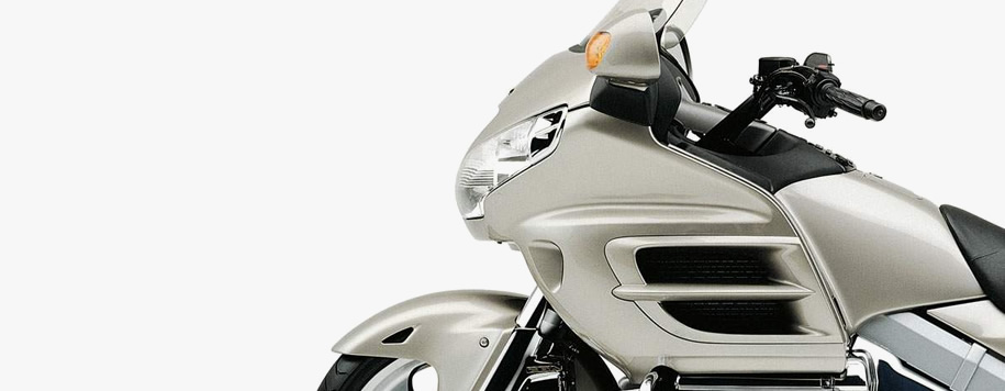 The Starcom1 Honda Goldwing system for riders and passengers